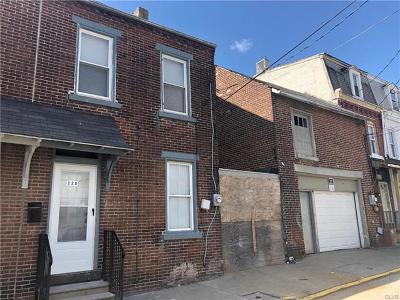 Single Family Home Available: 228 North Hall Street