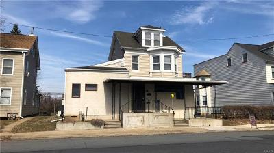 Single Family Home Available: 1615 Northampton Street #1-East