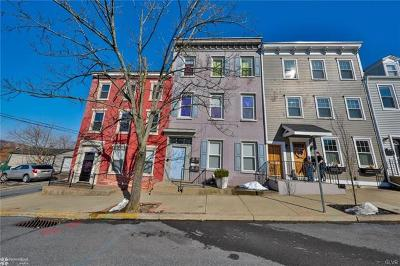 Multi Family Home Available: 118 South 6th Street
