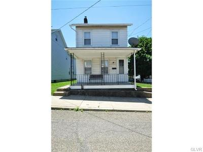 Single Family Home Available: 2046 Forest Street