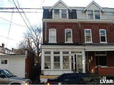 Single Family Home Available: 912 West Green Street