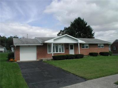 Single Family Home Available: 3016 Coplay Lane