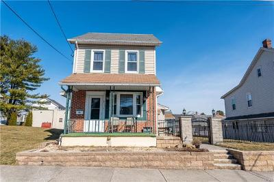 Northampton Borough Single Family Home Available: 315 East 8th Street