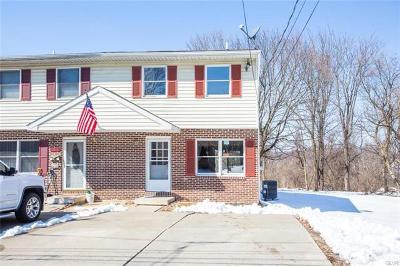 Bethlehem City Single Family Home Available: 1613 Monocacy Street