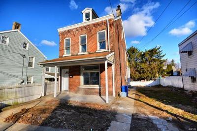 Single Family Home Available: 273 East Walnut