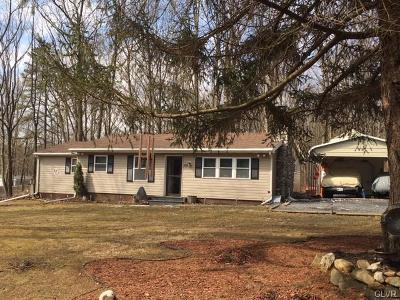 Chestnuthill Twp PA Single Family Home Available: $127,500