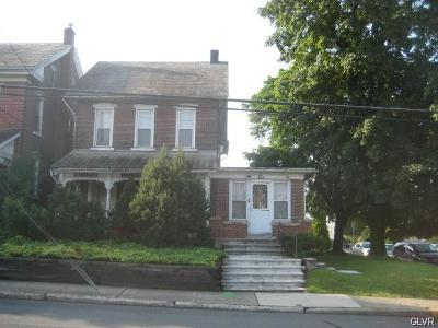 Northampton Borough Multi Family Home Available: 108 East 21st Street