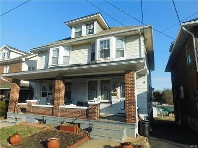 Single Family Home Available: 2127 Northampton Street
