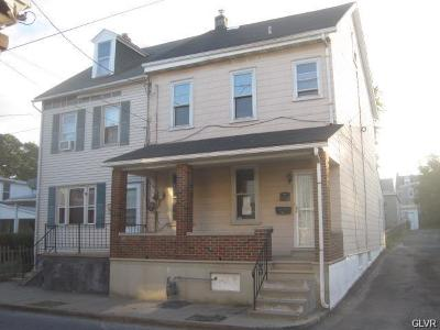 Single Family Home Available: 432 North Railroad Street