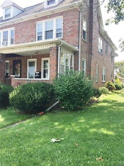 Single Family Home Available: 2324 West Tilghman Street