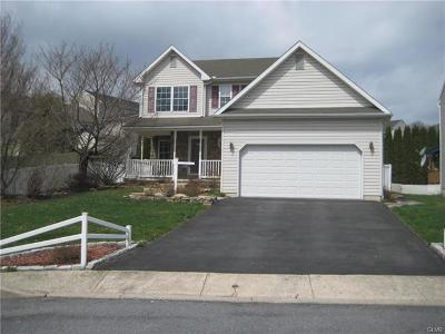 Single Family Home Available: 5598 North Coplay Road
