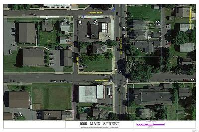 Hellertown Borough Residential Lots & Land Available: 1000 Main Street