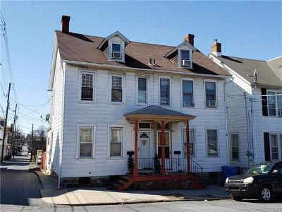 Multi Family Home Available: 539 4th Avenue