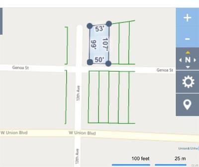 Bethlehem City Residential Lots & Land Available: 1332 Genoa Street