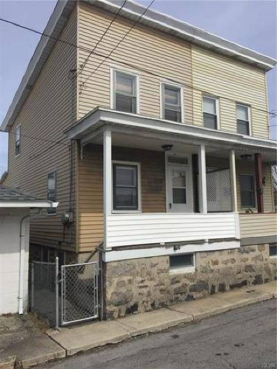 Single Family Home Available: 122 West School Street