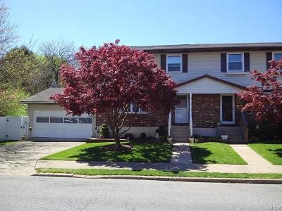 Bethlehem City Single Family Home Available: 807 Bridge Street