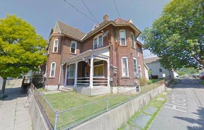 Multi Family Home Available: 419 West 4th Street