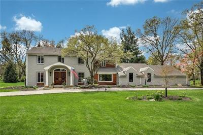 Single Family Home Available: 2282 Nottingham Road