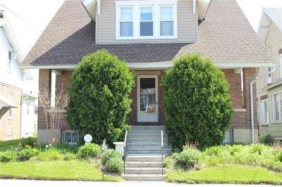 Northampton Borough Single Family Home Available: 1737 Lincoln Avenue