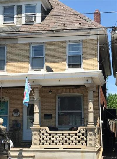 Single Family Home Available: 1231 Spring Garden Street
