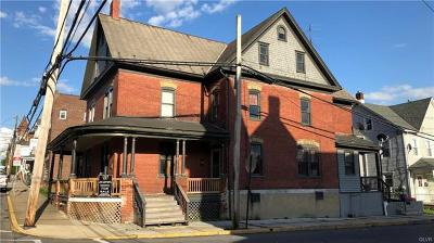 Nazareth Borough Single Family Home Available: 37 Mauch Chunk Street #37 &