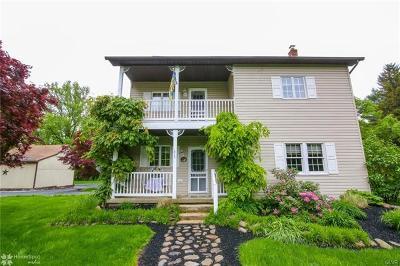 Single Family Home Available: 615 Lehigh Street