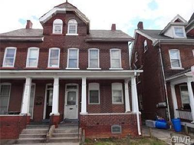 Single Family Home Available: 718 Linden Street #2