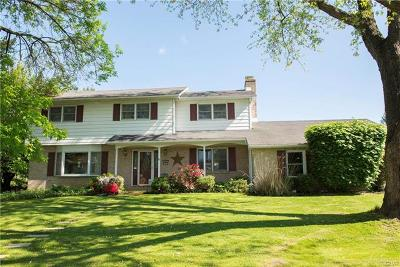 Single Family Home Available: 1251 Country Club Road
