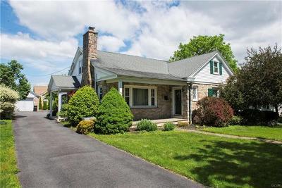 Emmaus Borough Single Family Home Available: 223 Harrison Street
