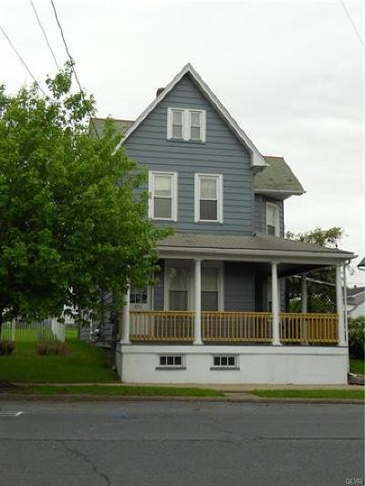 Nazareth Borough Single Family Home Available: 335 South Broad Street #A