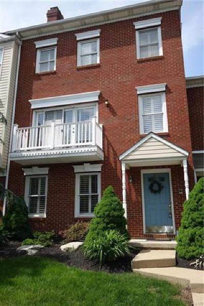Allentown City Single Family Home Available: 2323 Fox Meadow Drive