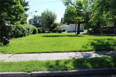 Residential Lots & Land Available: 801 Sherman Street