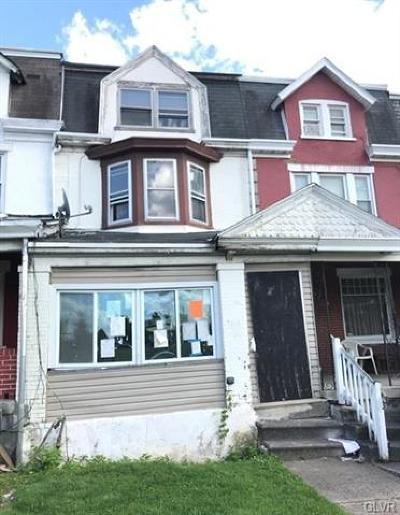 Single Family Home Available: 448 Hanover Avenue