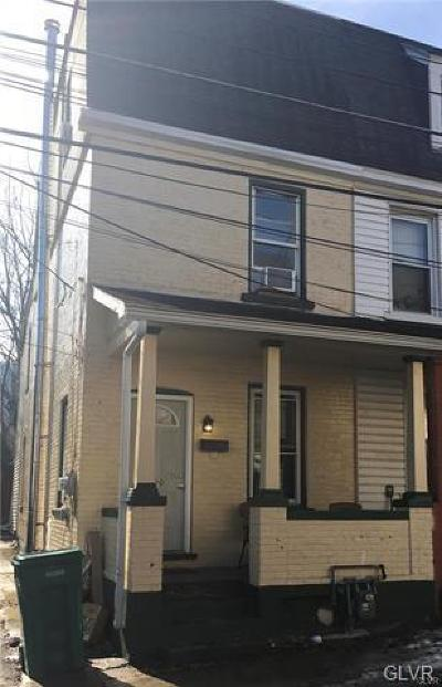 Single Family Home Available: 520 East Morton Street