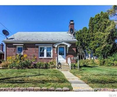 Bethlehem City Single Family Home Available: 2043 Michael Street
