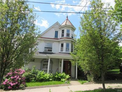 Single Family Home Available: 838 North Clewell Street