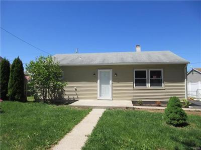 Bethlehem City Single Family Home Available: 1527 North Boulevard