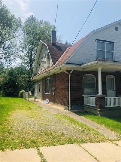Single Family Home Available: 211 Berks Street