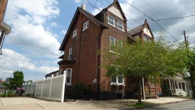 Bethlehem City Single Family Home Available: 426 3rd Avenue