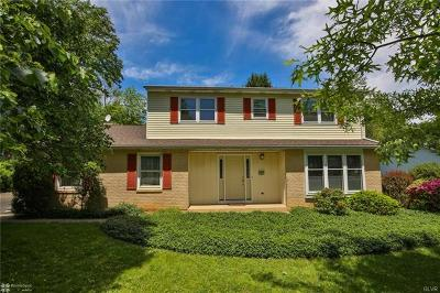 Single Family Home Available: 1647 Cross Lane