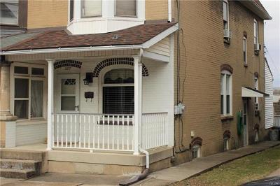 Single Family Home Available: 327 West Lincoln Street