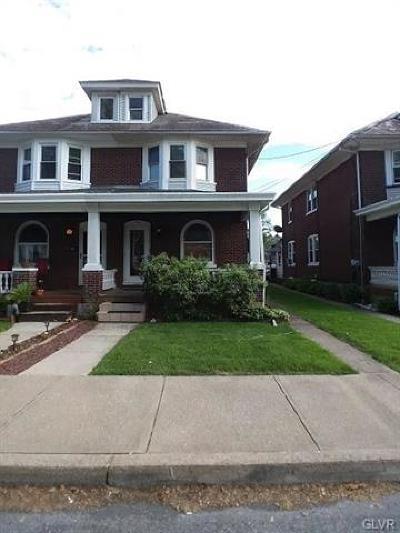 Single Family Home Available: 102 West Milton Street