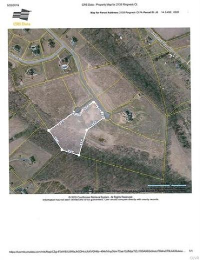 Residential Lots & Land Available: 2135 Ringneck Court