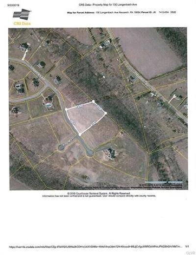Residential Lots & Land Available: 130 Longenbach Avenue