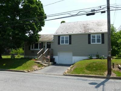 Coopersburg Borough Single Family Home Available: 311 Locust Street