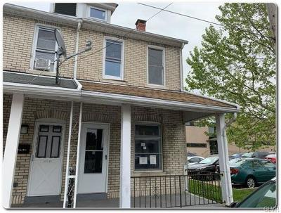 Allentown City Single Family Home Available: 1225 South 3rd