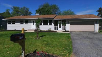 Single Family Home Available: 705 Butternut Lane