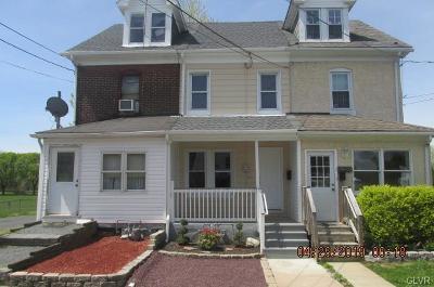 Easton Single Family Home Available: 837 Packer Street
