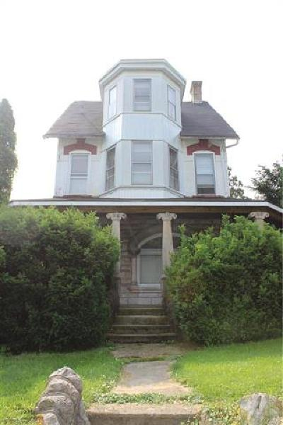 Multi Family Home Available: 1724 Broadway