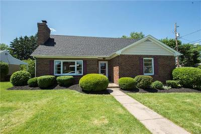 Emmaus Borough Single Family Home Available: 219 West Berger